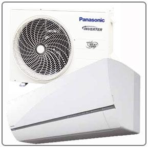 Panasonicin NE ilmalämpöpumppu