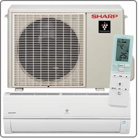 Sharp ZP 40 ilmalämpöpumppu