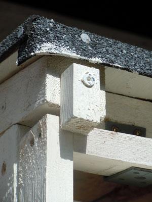 Lämpöpumpun ulkoyksikön suojarakenne