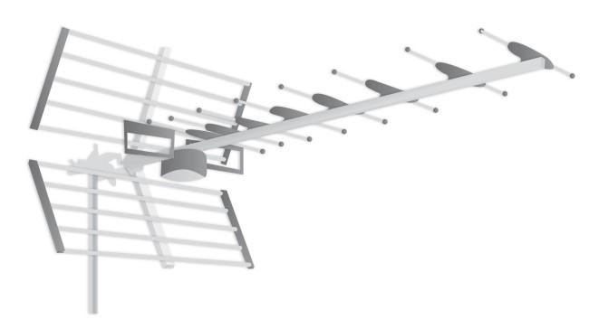 UHF-antenni