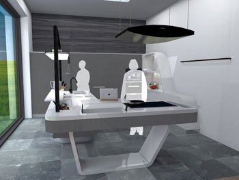 Lahdeke-keittiö - Nixi