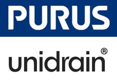 Purus unidrain logo