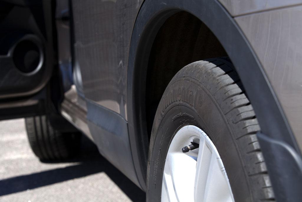 Autonrenkaat - väärä rengaspaine