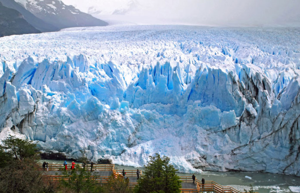 Perito Moreno jäätikkö