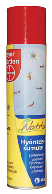 Natria Fly Spray.
