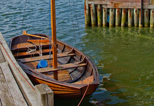 puunsuoja - veneen suojaus
