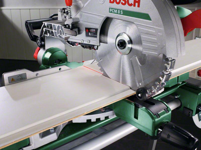 Bosch PCM 8 S jiirisaha