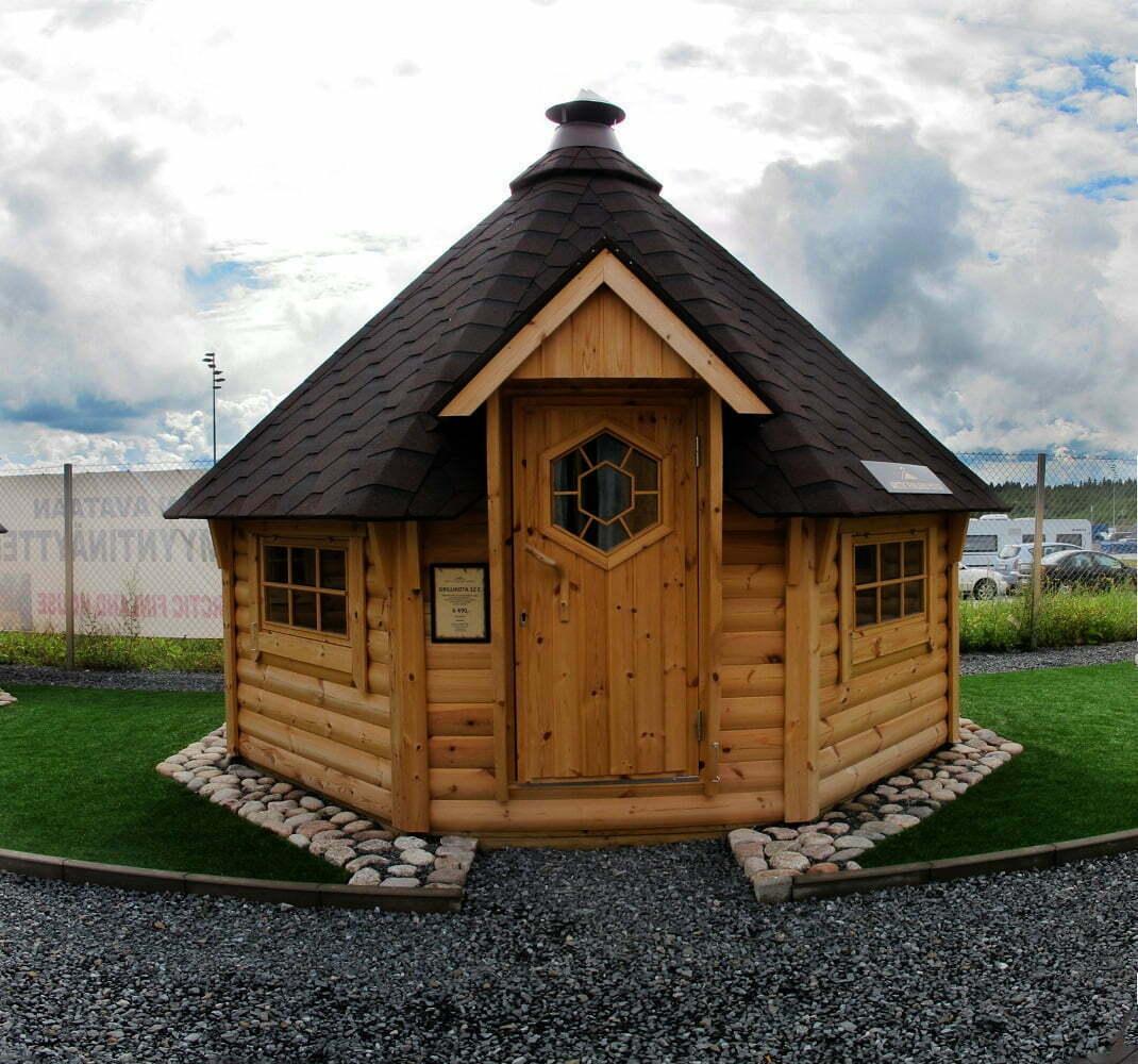 Arctic Finland House Grillikota 12 m2