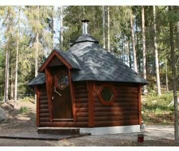 Arctic Finland House Saunakota 9