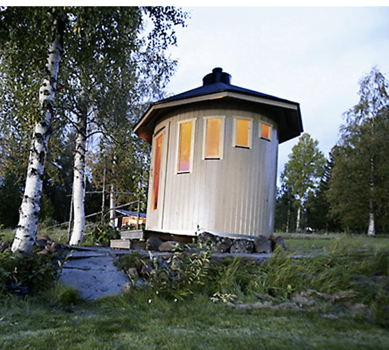 Arctic Finland House Valter