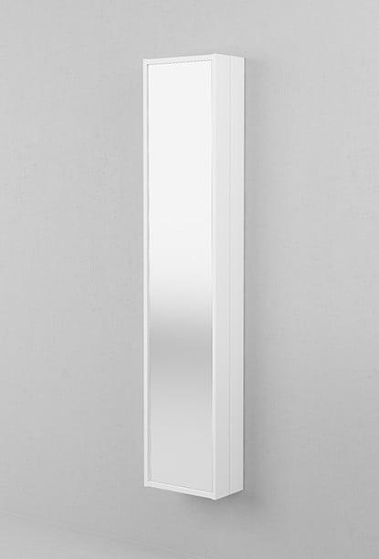 Aspen Viskan Kaksiosainen peilikaappi