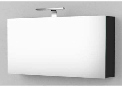 Aspen Viskan peilikaappi 100 sähköinen avaus