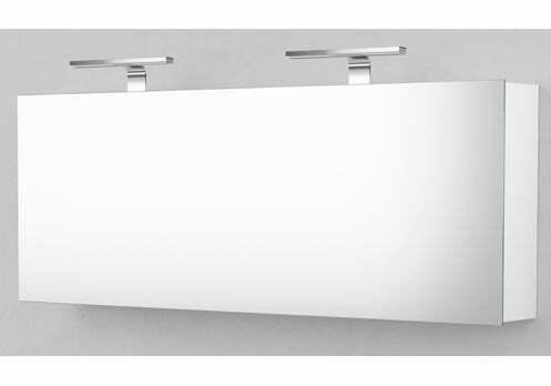 Aspen Viskan peilikaappi 130 sähköinen avaus