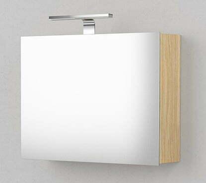 Aspen Viskan peilikaappi 65 sähköinen avaus