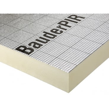 Bauder PIR FA-TE ALU 40X600X1200