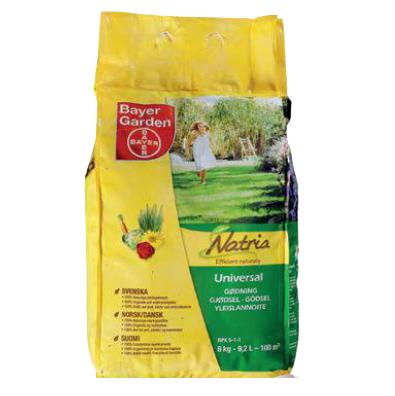 Bayer Garden Natria orgaaninen yleislannoite