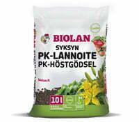 Biolan Syksyn PK-lannoite