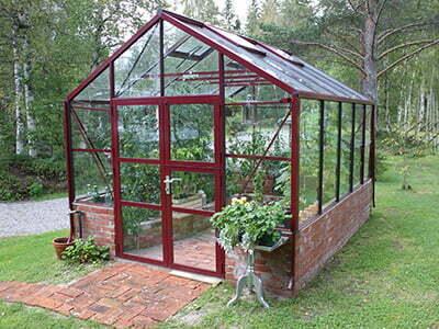 Botanica malli D - viininpunainen 10