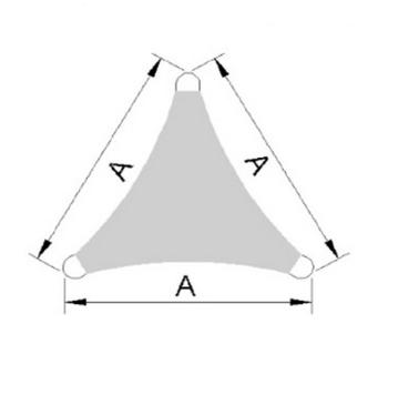 Caravita Aurinkopurje Premium SD kolmio
