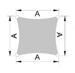 Caravita Aurinkopurje Premium SQ neliö