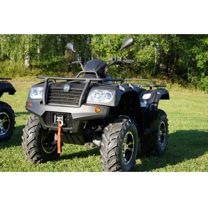 CF Moto 500 4x4 IRS Black edition