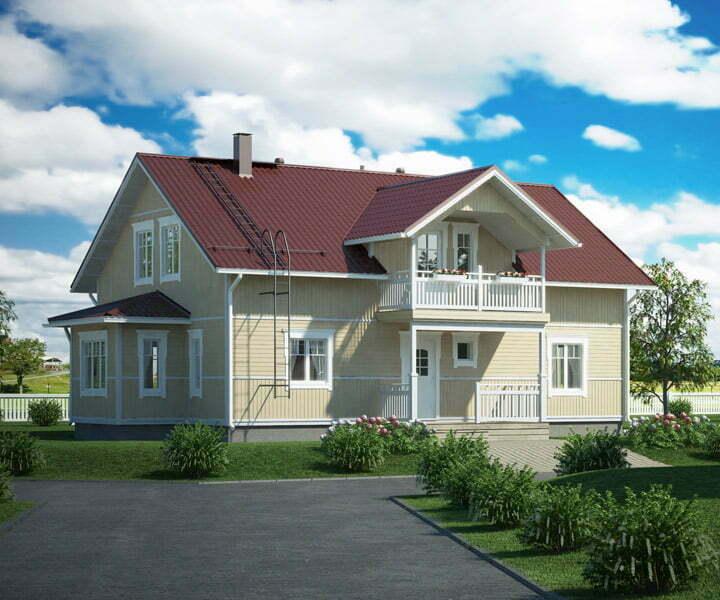 Designtalo Ruissalo 191
