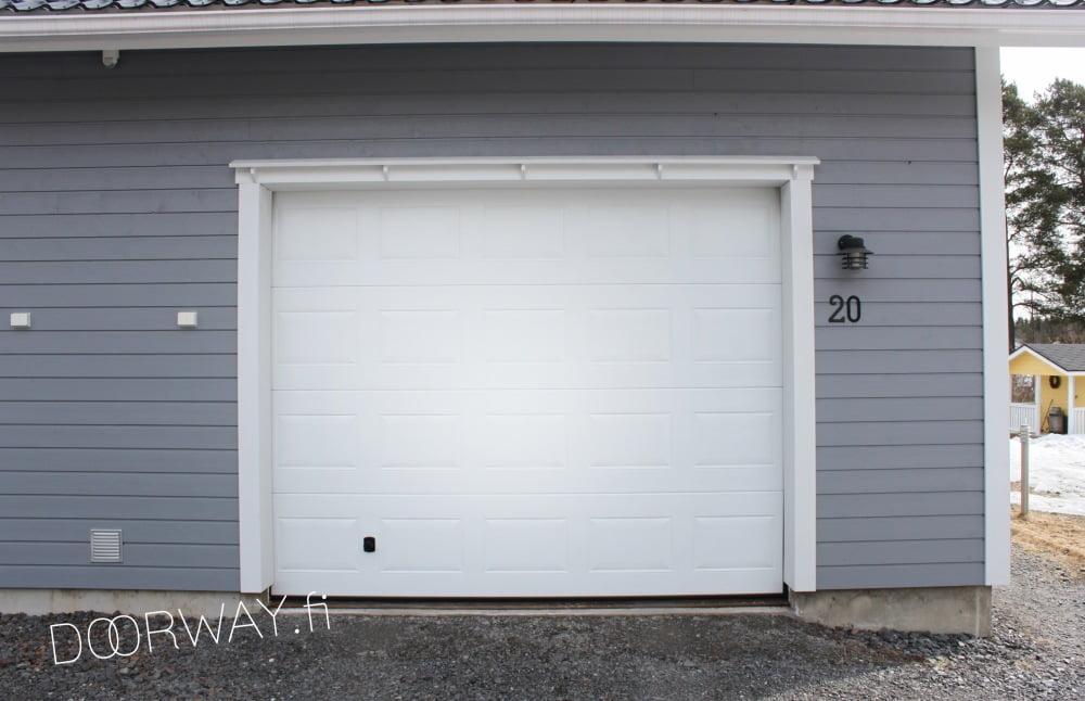 Doorway OurWay nosto-ovi 4 - peilikuvio