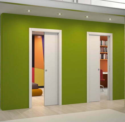 Eclisse Pocket Door UNILATERAL