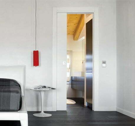 Eclisse Single Pocket Door