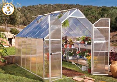Essence greenhouse 8 x 12
