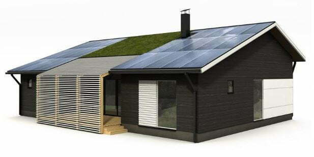 Greenbuild Kombi 120B