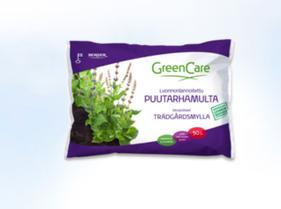 GreenCare Puutarhamulta Luonnonlannoitettu