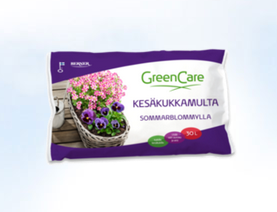 GreenCare Kesäkukkamulta