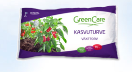 GreenCare Kasvuturve