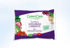 GreenCare Luomu Kasvimaalannoite