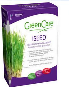 GreenCare Nurmikon parannus iSeed