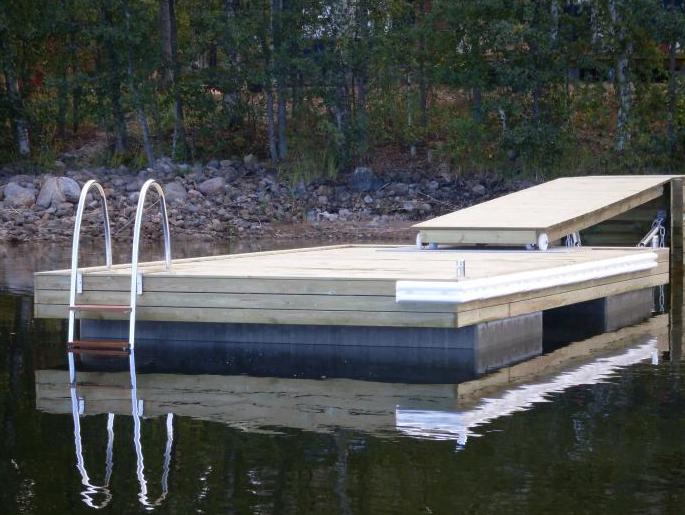 Savorak betoniponttoonilaituri 6 x 3