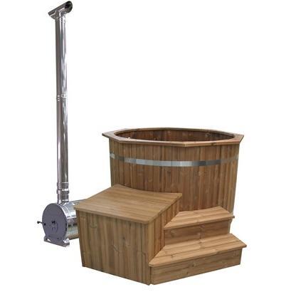 SpaDealers HT150 Basic - Wood 3