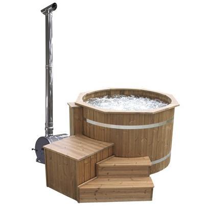 SpaDealers HT150 Basic - Wood 4