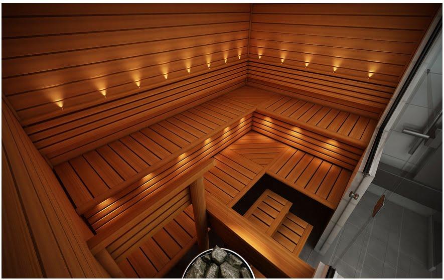 Sun Sauna Swing