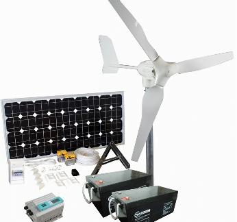 SW-energia Aurinko-/tuulipaketti Combi