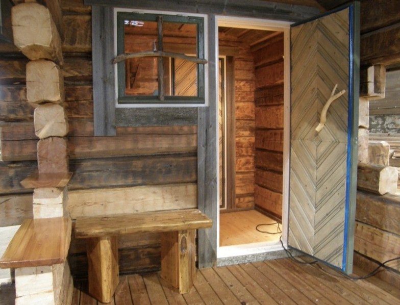 Wanha Warikko Jyty -sauna