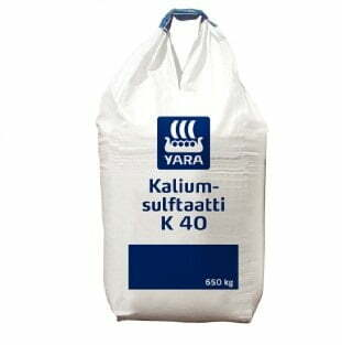 Yara Kaliumsulfaatti 650kg