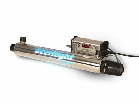 UV-Säteilijä-Sterilight-UV-desinfiointi