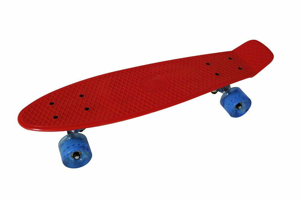 Pennyboard-red