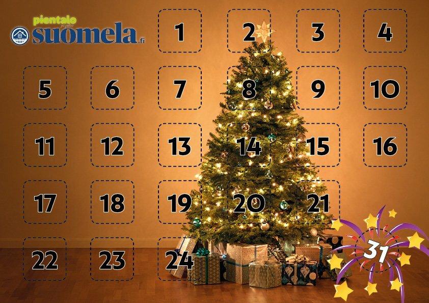joulukalenteri 2018 osallistu Osallistu Suomela.fin Joulukalenteriin!   Suomela   Jotta asuminen  joulukalenteri 2018 osallistu