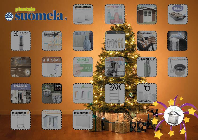joulukalenteri 2018 osallistu Joulukalenteri on päättynyt   Suomela   Jotta asuminen olisi  joulukalenteri 2018 osallistu