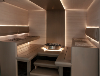 Kuinka rakentaa tyylikäs saunan valaistus, joka myös tekee tilasta toimivamman?