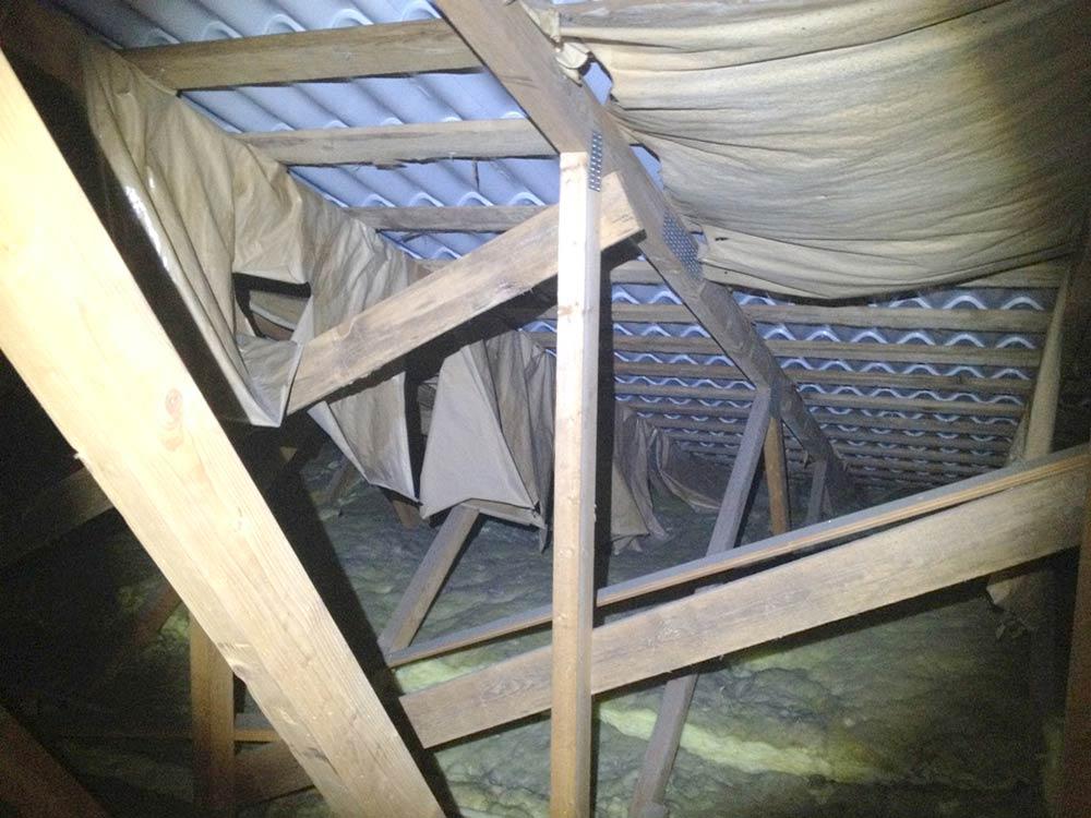 Vältä välikaton kosteusvaurio yläpohjan hyvällä tuulettamisella