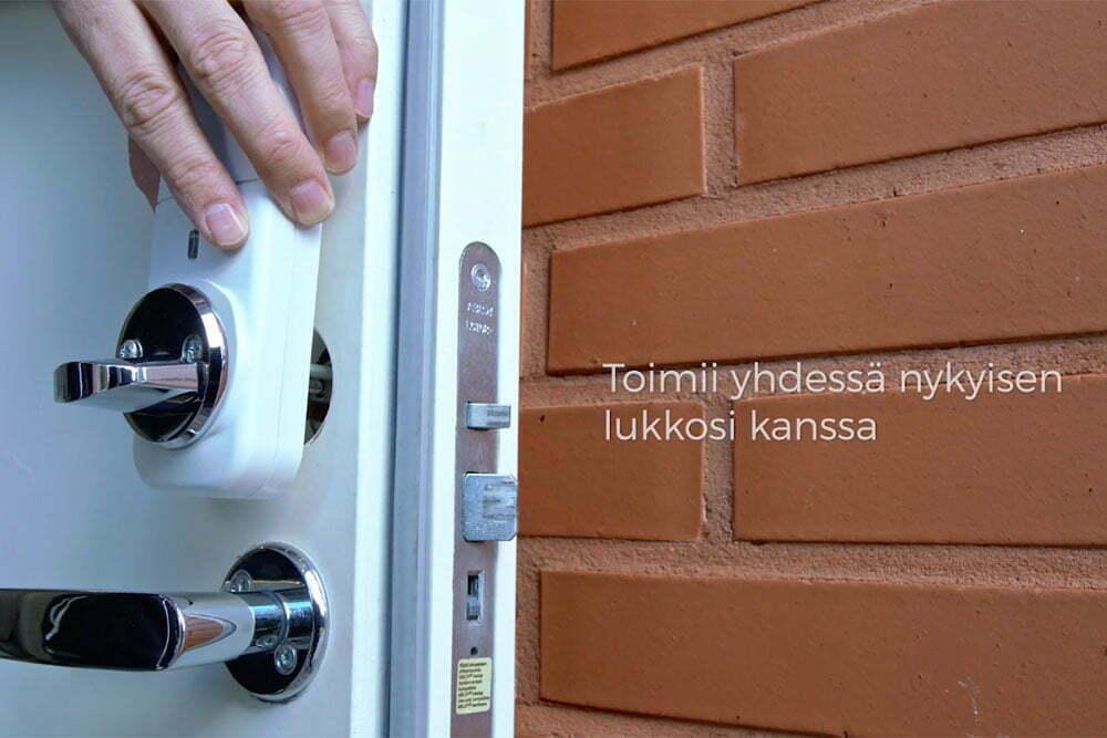 Uusi suomalainen älylukko haastaa markkinat